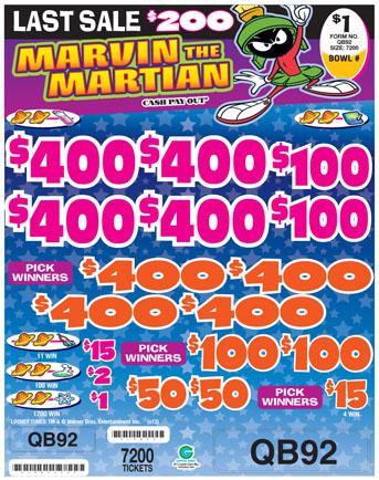 Marvin Martian - QB92