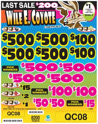 Wile E. Coyote QC08