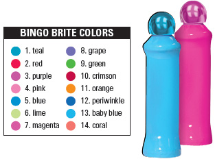 Bingo Brite Custom