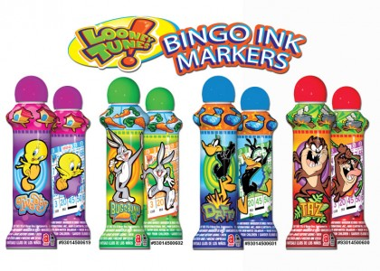 Looney Tunes Bingo Ink Dauber