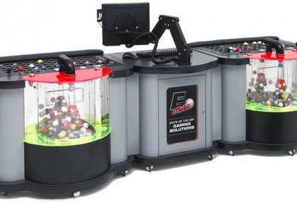 E-max Elite Bingo Console
