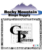 Bingo Patterns and Probabilities