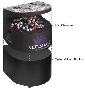 Gemstone Bingo Console
