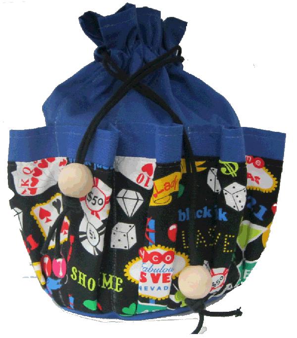 fb35d250de2e Cloth Bingo Bags - Rocky Mountain Bingo Supply