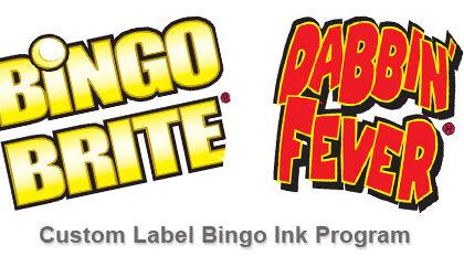 Custom Label Program – Bingo Ink Daubers