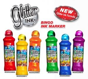 Glitter Bingo Ink Dauber Rocky Mountain Bingo