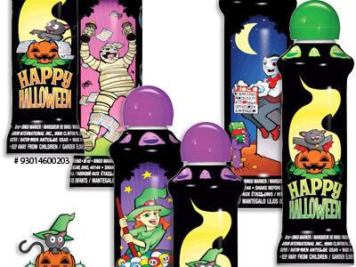 Halloween Bingo Ink Dauber