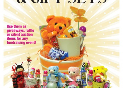 Bingo Baskets & Gift Sets