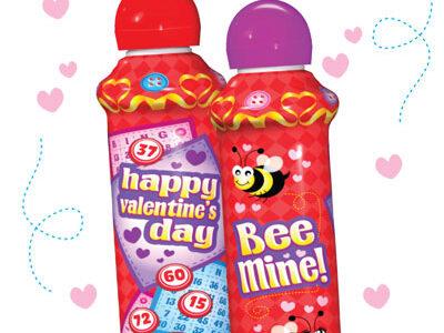 Valentine's Day Bingo Ink Dauber