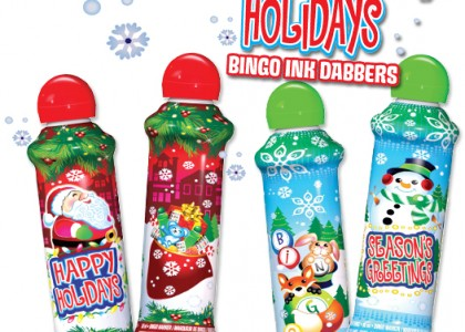 Christmas Bingo Ink Dauber