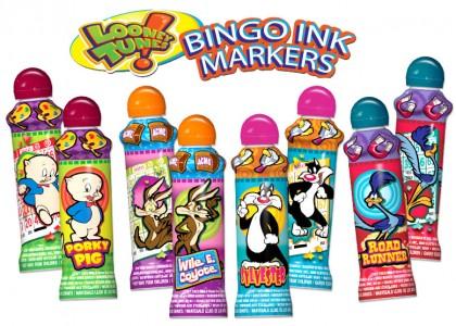 Looney Tunes Bingo Ink Dauber (NEW)